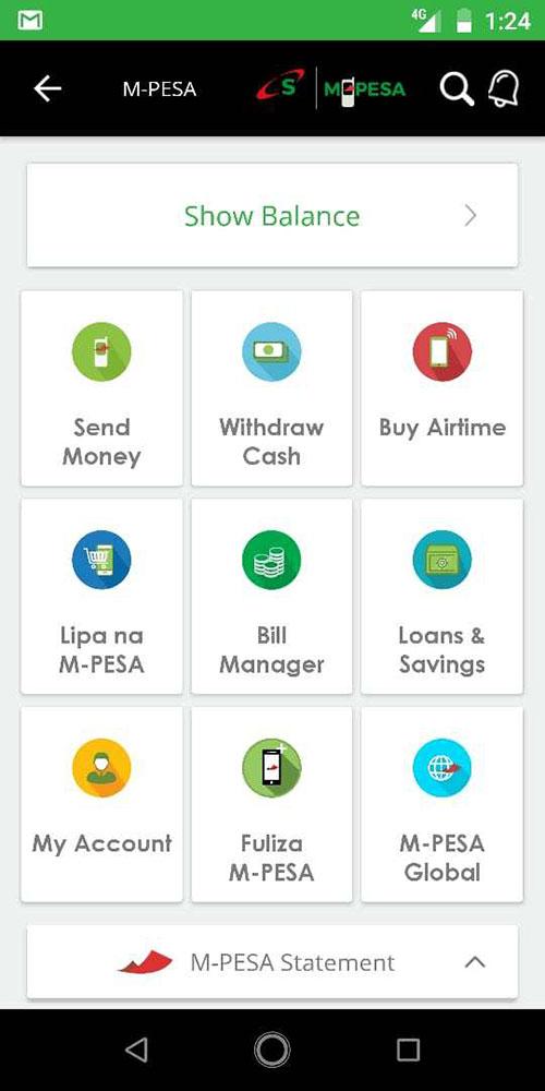 "Safaricom Fuliza Mpesa ""Loan"" Overdraft Service"