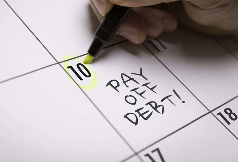 Paying off debt fast especially the bad debt should be your priority