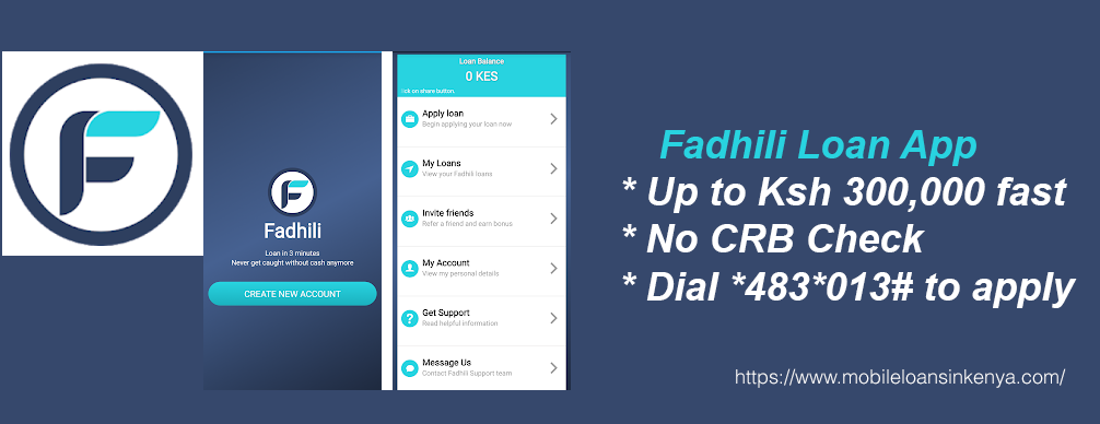 Fadhili loan app offers Ksh 300,000 Easy and no CRB checks